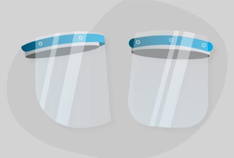 Penggunaan Face Shield Bisa Sampai 6 Jam, Perlu Ganti atau Tidak