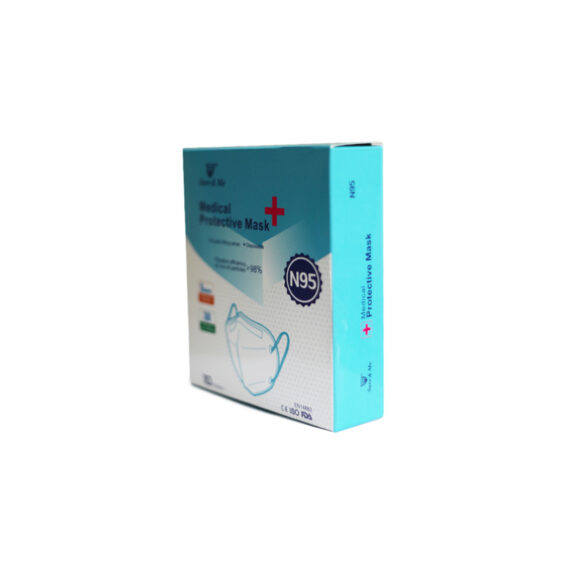 sure & me medical protective mask n95 2