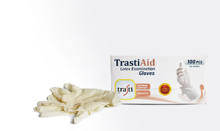 trastiaid latex examination gloves homepage